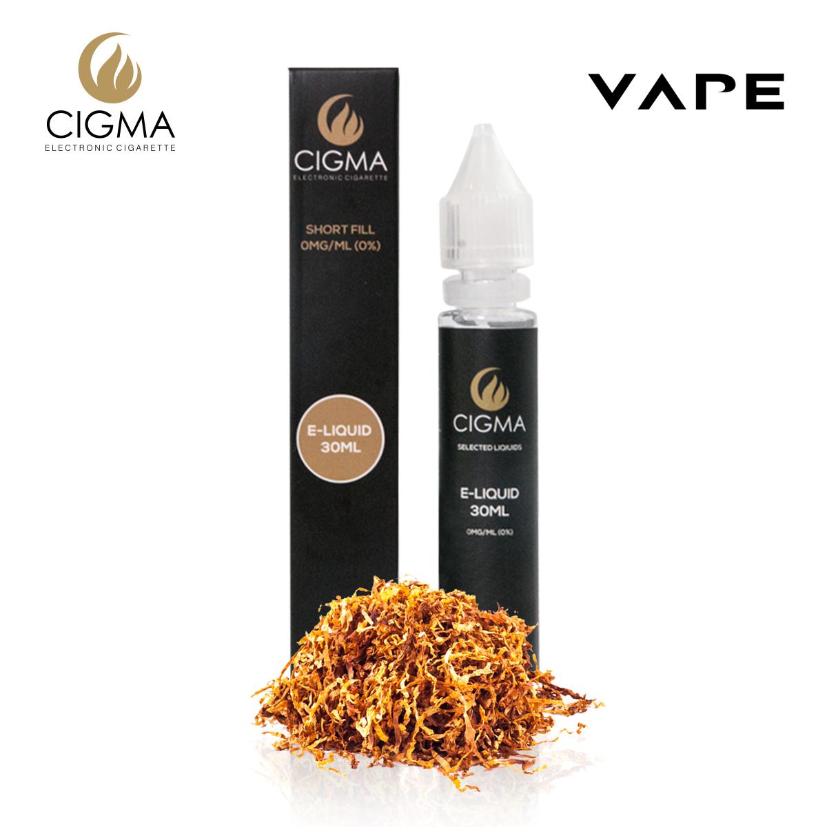 Gold Tobacco 30ml E Liquid